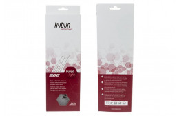 KYBUN LIGHT UNISEX INSOLES 5 A 10MM DA005N GRIS