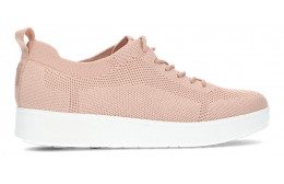 TÊNIS FITFLOP RALLY TONAL KNIT BLUSH