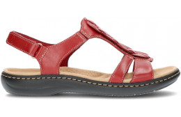 SANDALS CLARKS LAURIEANN KAY RED