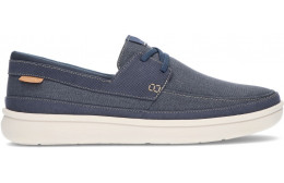 CLARKS CANTAL LACE SNEAKERS NAVY