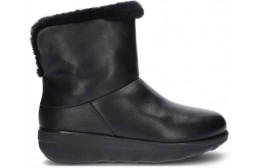 FITFLOP MUKLUK WATERPROOF EE9 BOOTS BLACK